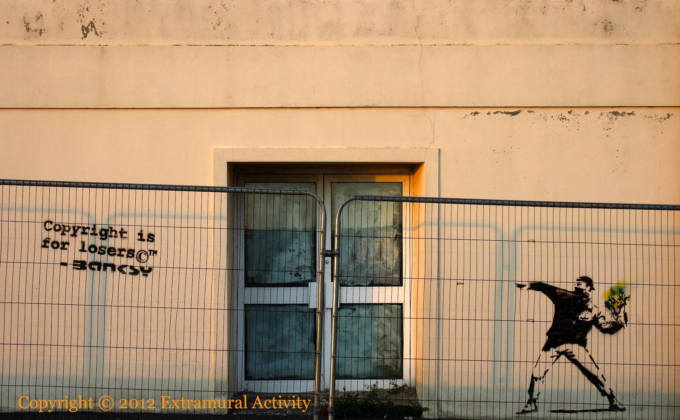 Bundoran Banksy – Extramural Activity