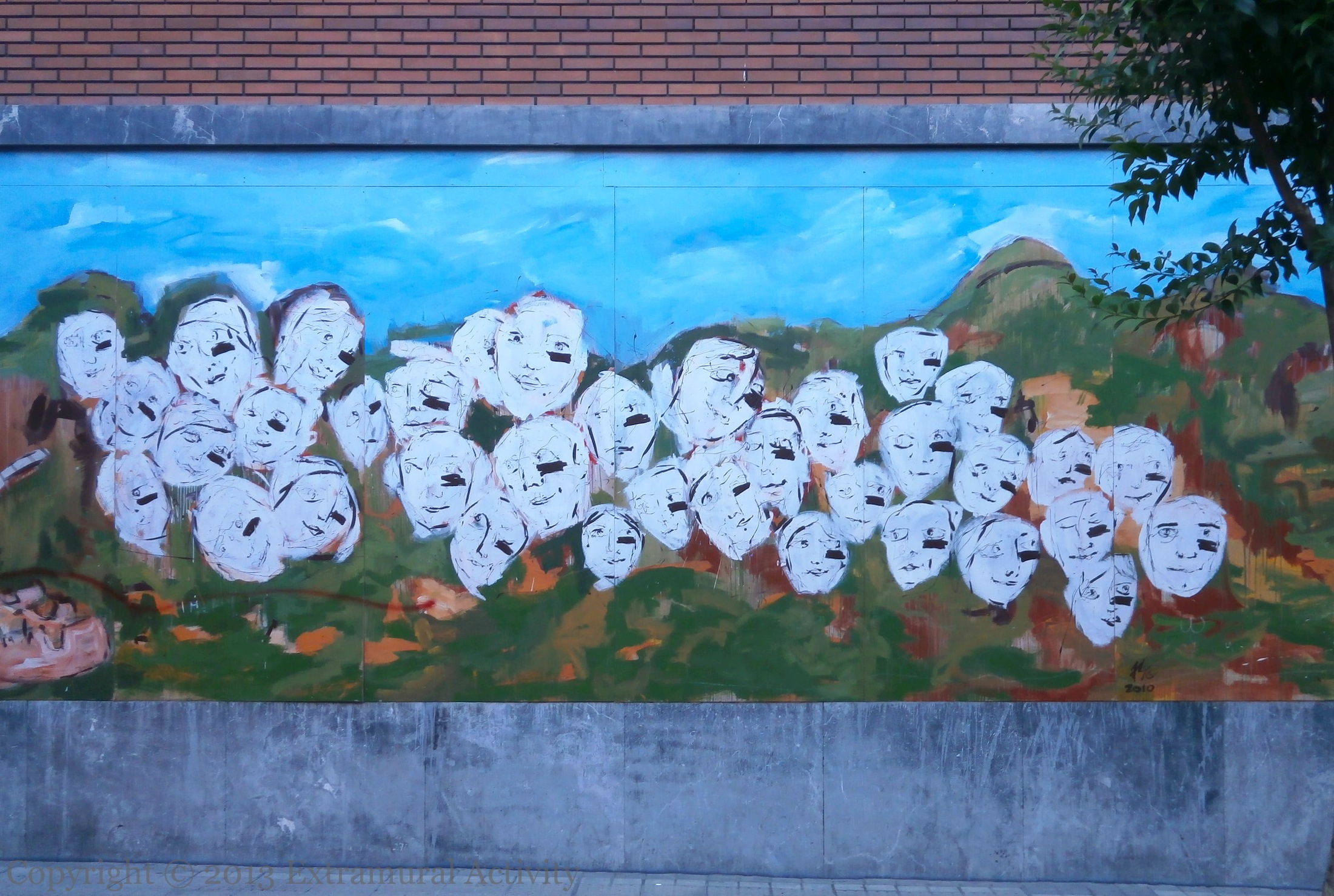 Basque extramural activity for Extra mural activity
