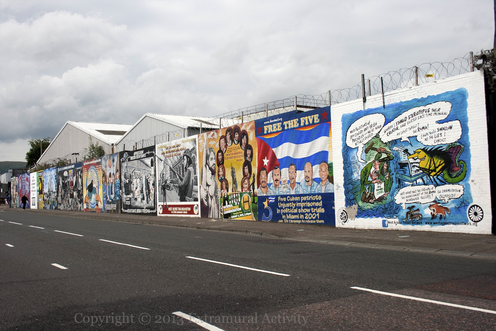International wall extramural activity for Extra mural activity