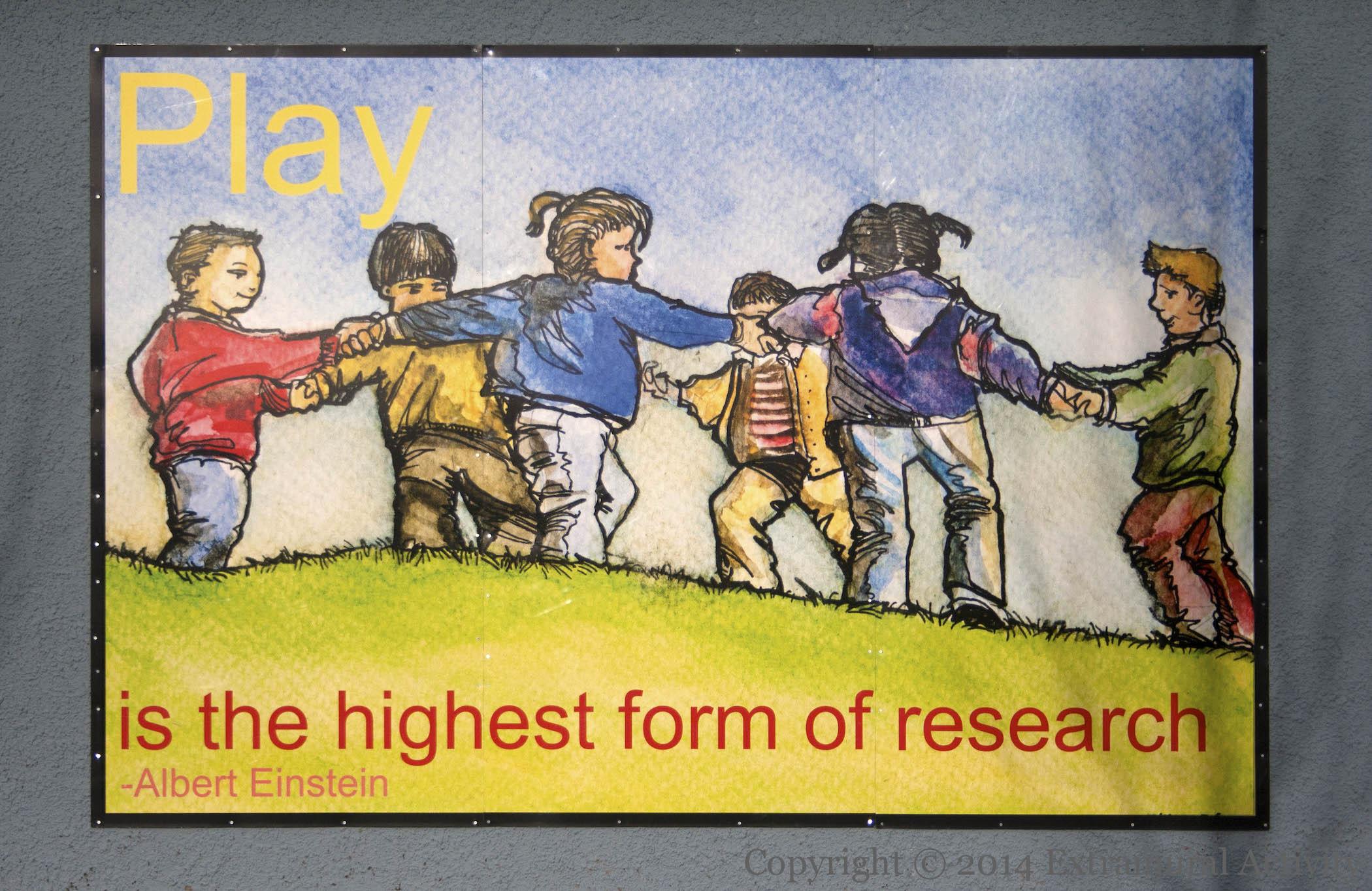 Einstein Highest Form Research Play Albert