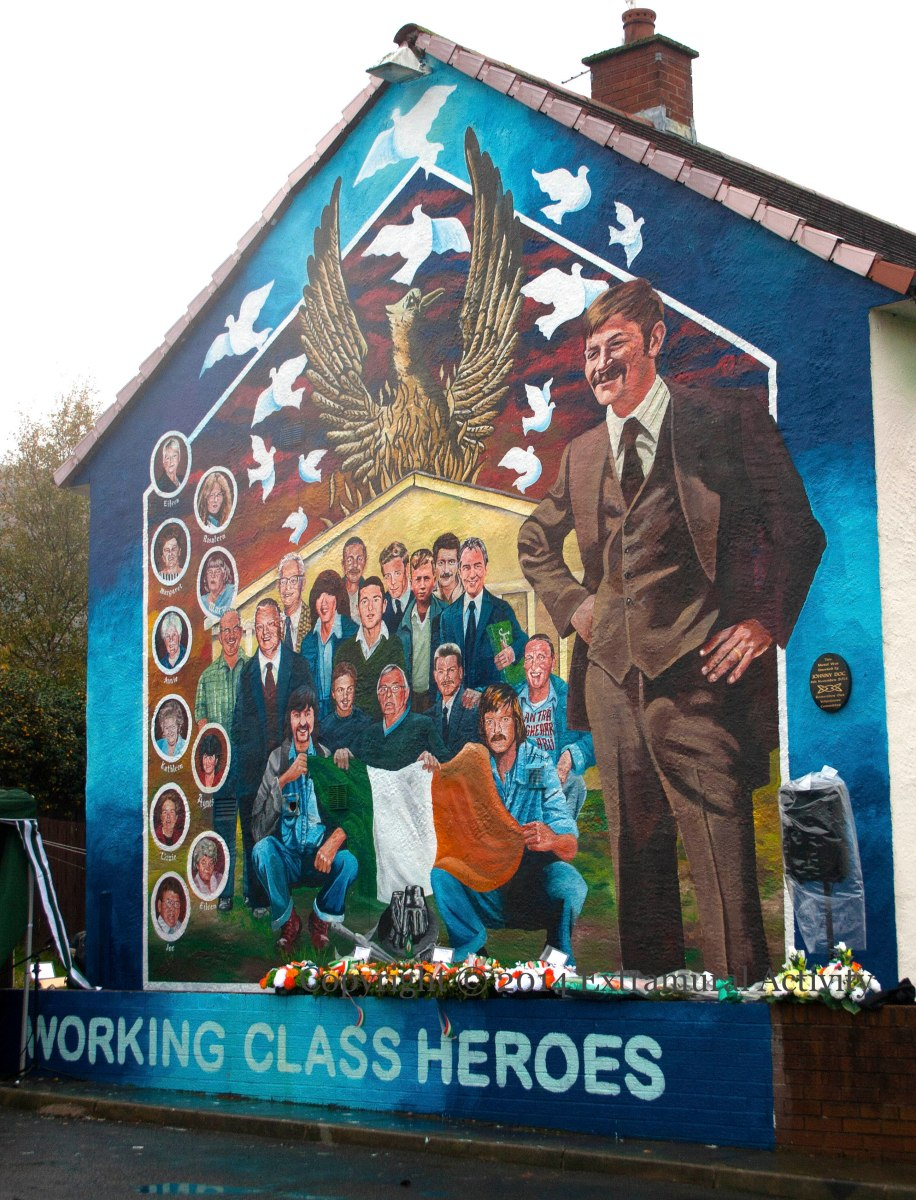 Working class heroes extramural activity for Extra mural activity