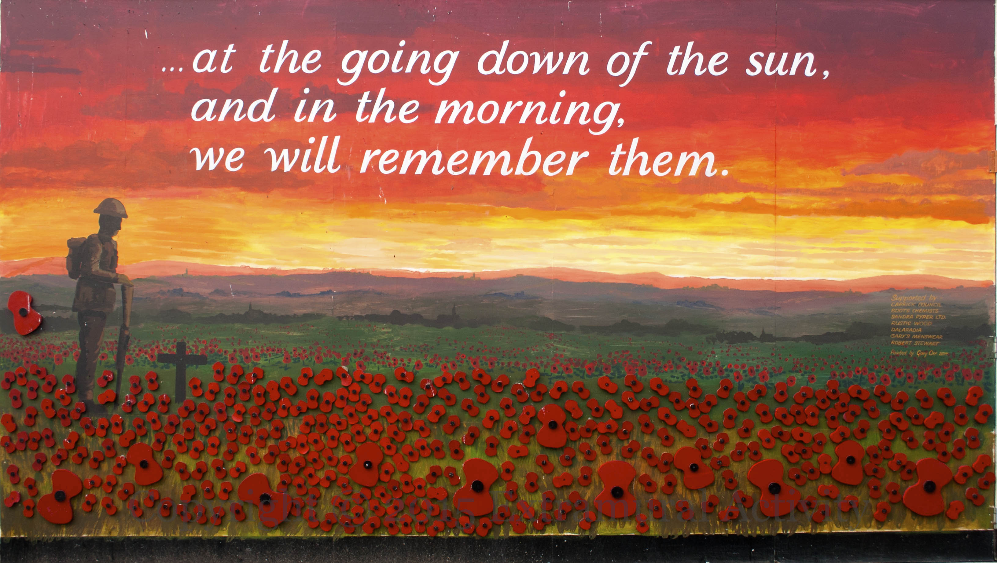 at the going down of the sun - photo #2