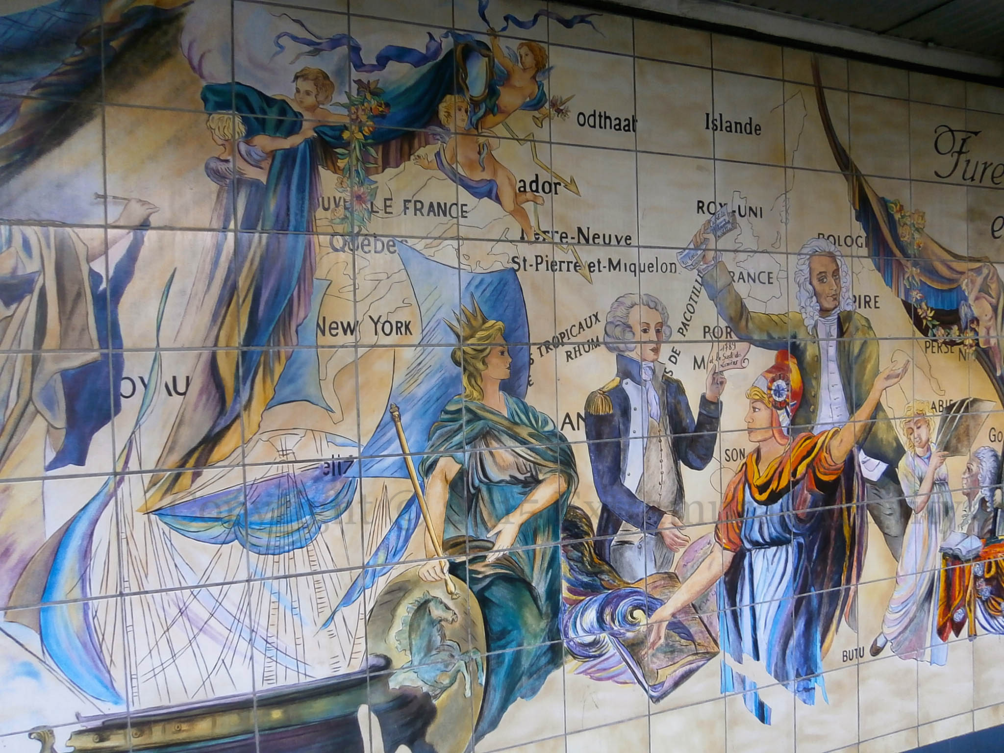 May 2015 extramural activity for Extra mural activity