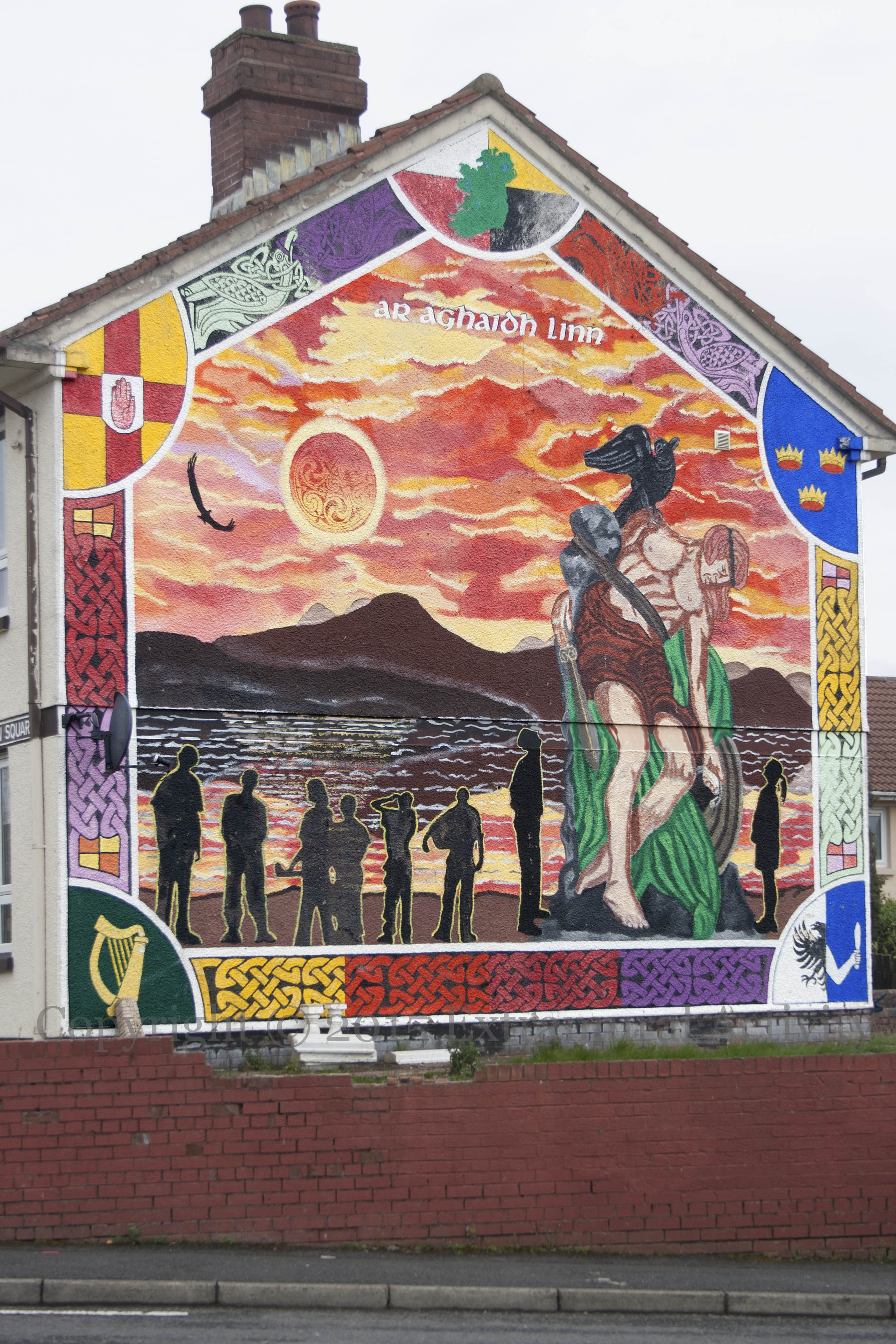 Four provinces extramural activity for Extra mural activity