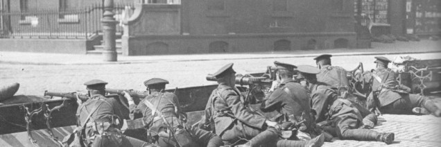 1916 soldiers
