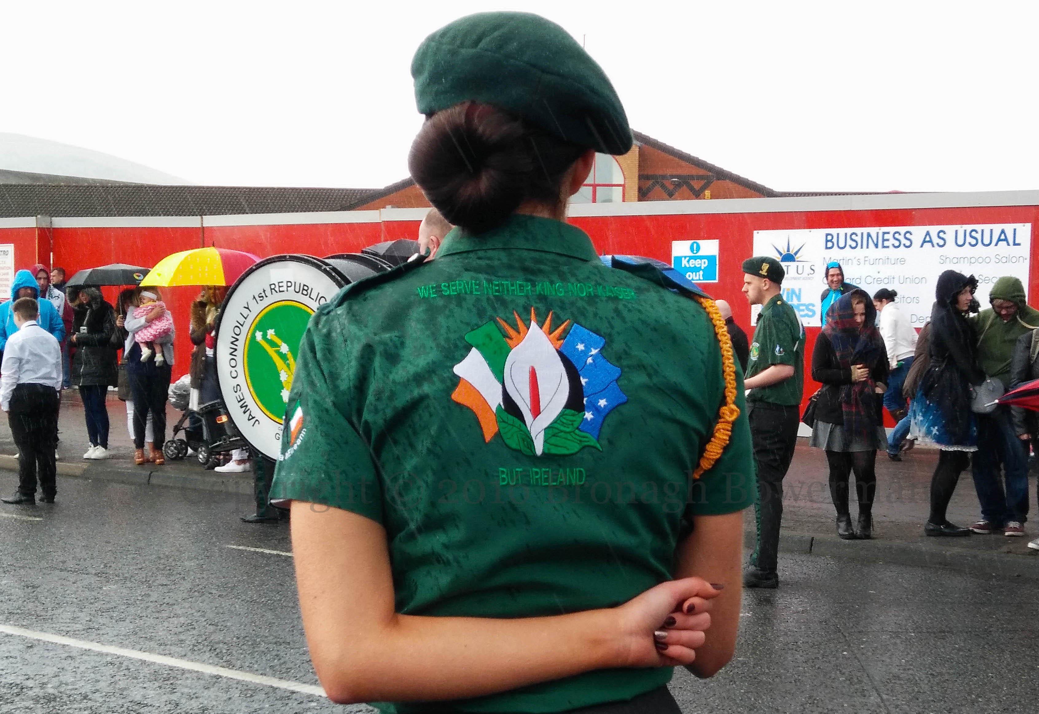03351 Easter Rising Centenary Parade Shirt crop+