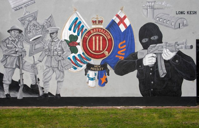 The ulster volunteers extramural activity for Extra mural activity