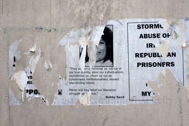 03617 2016-07-03 Stormont Abuse poster Sands+