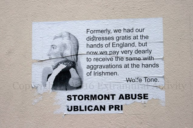 03618 2016-07-03 Stormont Abuse poster Tone+