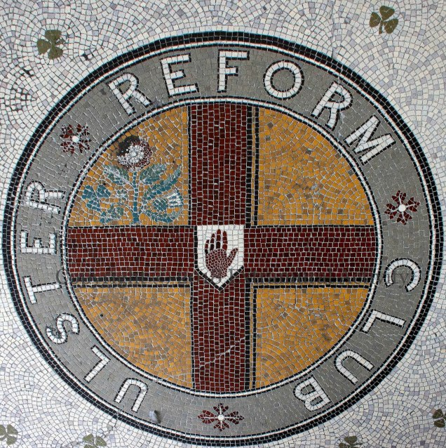 Image result for ulster reform club